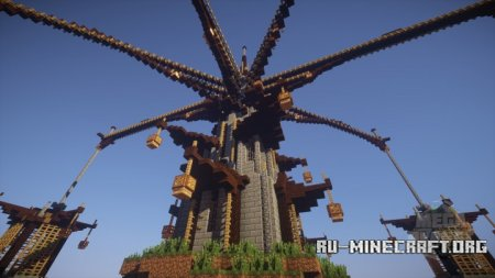 ������� SkyWars | The Cage ��� Minecraft