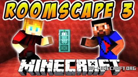 Скачать Roomscape 3: Impossible для Minecraft