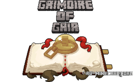 Скачать Grimoire of Gaia 3 для Minecraft 1.7.10