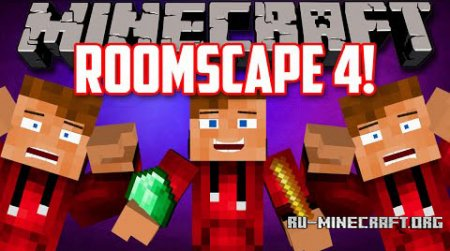 ������� Roomscape 4: The Fourth ��� Minecraft