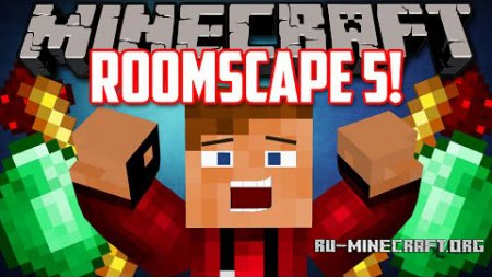Скачать Roomscape 5: End для Minecraft