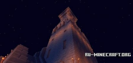 Скачать The lost outpost для Minecraft