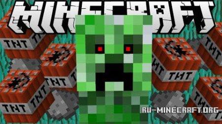 Скачать creeper awareness для minecraft 1 8