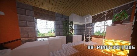 ������� Country House ��� Minecraft