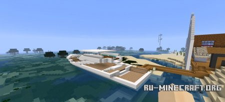 ������� Modern House by Samurai  ��� minecraft