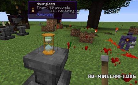 Скачать Automagy для Minecraft 1.7.10
