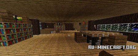 ������� Peaceful House ��� minecraft