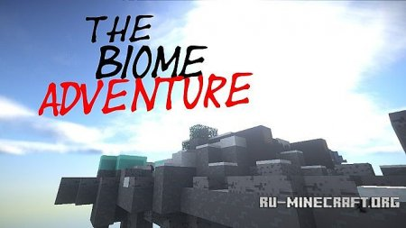 ������� The Biome Adventure ��� Minecraft