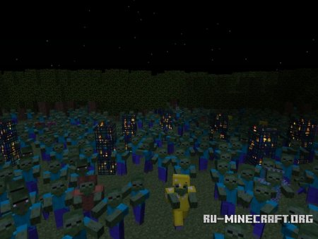 ������� Zombie Apocalypse: Part 1 ��� Minecraft