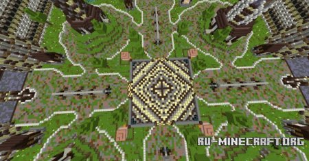 ������� Server Factions Spawn ��� Minecraft