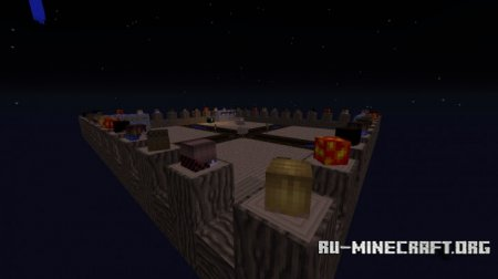 ������� King of Parkour ��� Minecraft