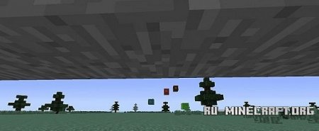 ������� Archery Pratice map  ��� Minecraft
