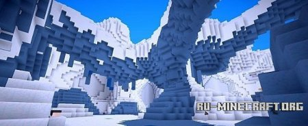 Скачать Lost In The Cold  для Minecraft
