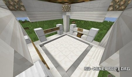 ������� Turbo Parkour One ��� minecraft