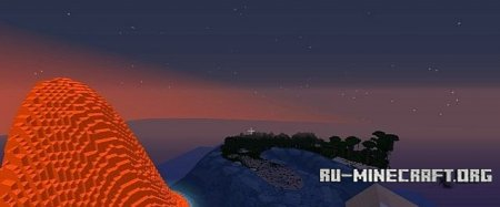 ������� Island survival v.1 ��� minecraft