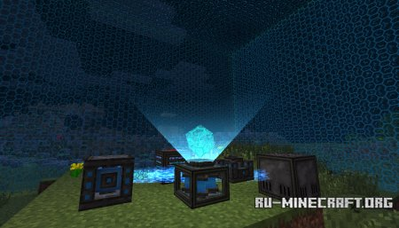 ������� Modular Force Field System ��� Minecraft 1.7.10