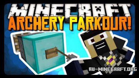 ������� Bow Parkour Map ��� Minecraft