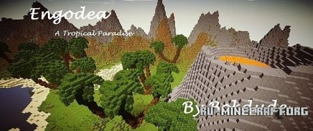 ������� Engodea (A tropical paradise)  ��� minecraft