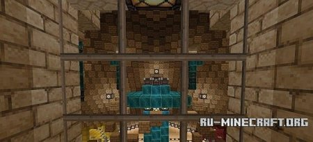 ������� Pyramid Punchout  ��� minecraft