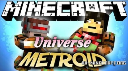 ������� Metroid Cubed 2: Universe ��� Minecraft 1.7.10