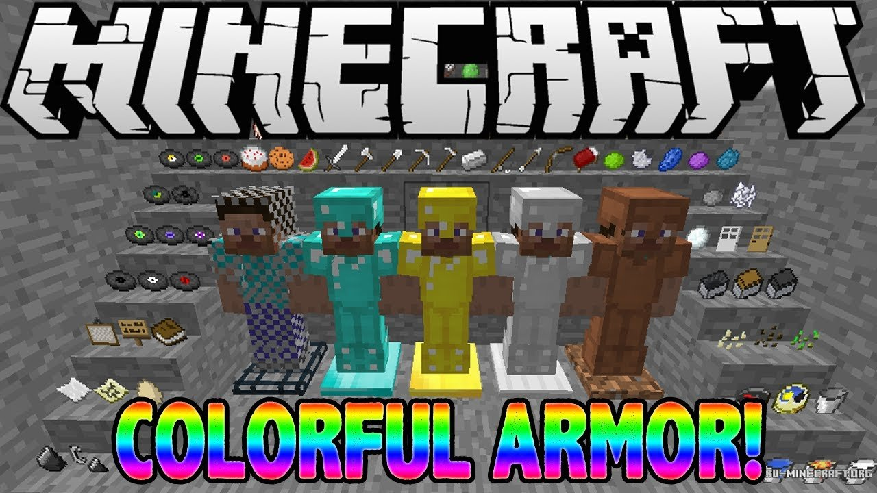Minecraft 1.8 0 Моды