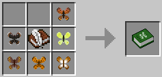 ������� Butterfly Mania ��� Minecraft 1.8