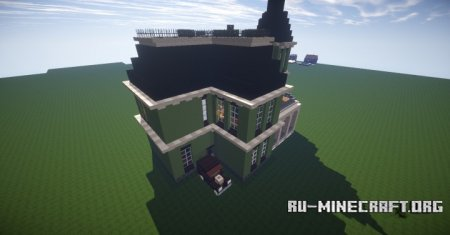 ������� Victorian Era Home (1837-1901) ��� Minecraft
