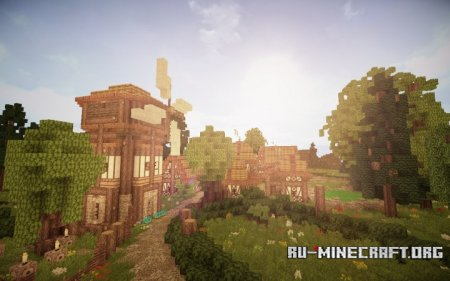 Скачать The Eyrie and the Vale of Arryn для Minecraft
