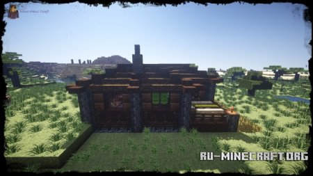 ������� A House In Mejis ��� Minecraft