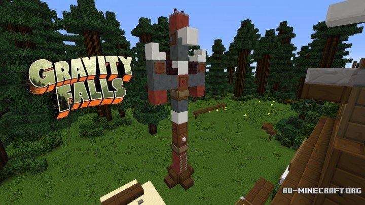 [Note block] ♫ Гравити фолз ♫ для Minecraft - Скачать ...
