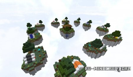 "������� SkyWars 1.8.3 ""Camping"" ��� Minecraft"