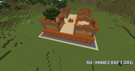 ������� Kingdom & Faction spawn ��� Minecraft