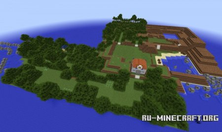 Скачать Pokemon Sinnoh Region для Minecraft
