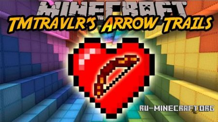 Скачать Arrow Trails для Minecraft 1.8