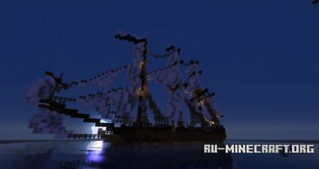 Скачать 19th Century Ship Collection для Minecraft