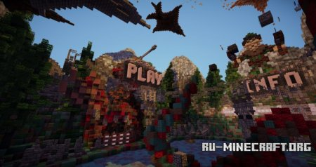 ������� Call Of Duty - Zombies ��� Minecraft