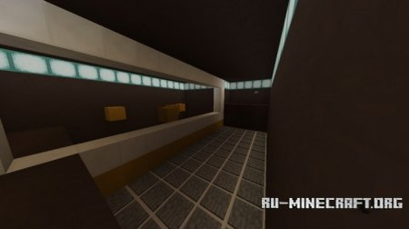 Скачать InviziBlock Puzzle Parkour Map #1 для Minecraft