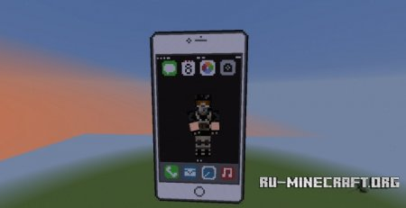 Скачать My New iPhone 6 для Minecraft