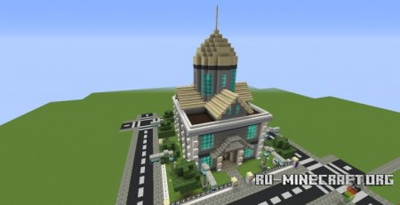 ������� Birchwood Groves ��� Minecraft