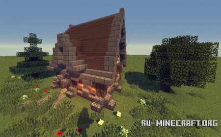 ������� A House In The Land Of Lorkinshire ��� Minecraft
