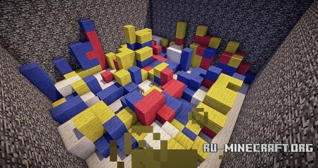 ������� Find the Button in Room ��� Minecraft