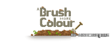 Скачать A Brush More Colour [32x] для Minecraft 1.8