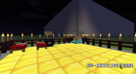������� PVP Training ��� Minecraft