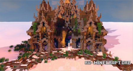 ������� Gothic House pack ��� Minecraft