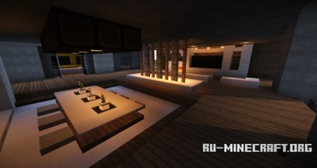 "������� Modern House - ""Casing"" ��� Minecraft"