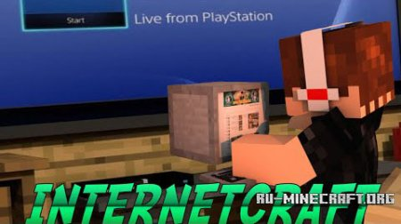 ������� InternetCraft ��� Minecraft 1.8