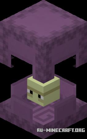 Shulker в Minecraft 1.9