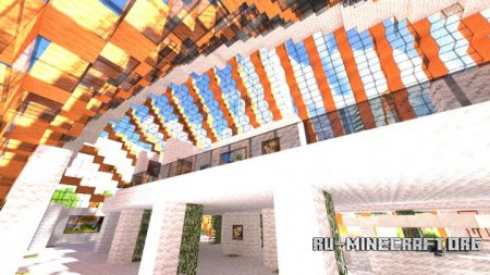 ������� West City Art Gallery ��� Minecraft