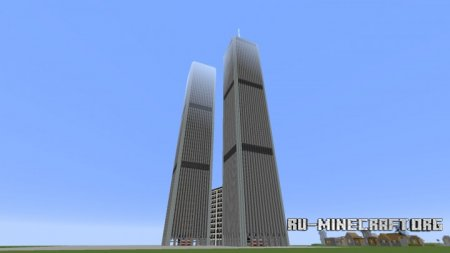 ������� World Trade Center ��� Minecraft