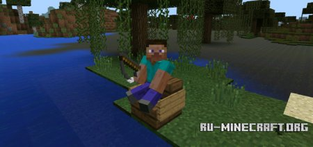 ������� Super Stair Sitter 2000 ��� Minecraft PE 0.12.1